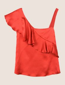 ARMANI EXCHANGE Solid Top Woman r
