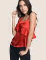 ARMANI EXCHANGE Solid Top Woman a