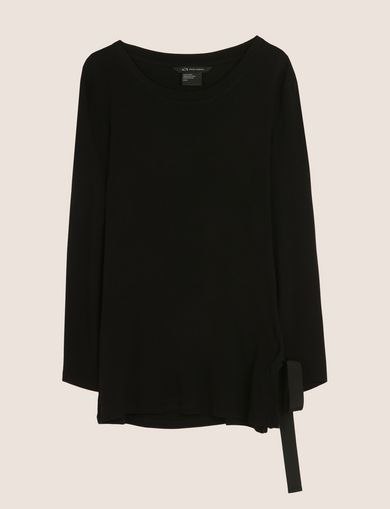 TIE-SIDE LAYERING TOP