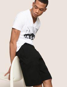 ARMANI EXCHANGE MODERN UTILITY SHORTS Shorts Man a