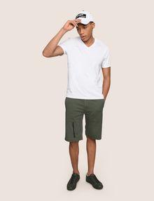 ARMANI EXCHANGE MODERN UTILITY SHORTS Shorts Man d