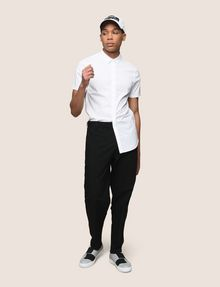 ARMANI EXCHANGE MODERN UTILITY PANTS Dress Trouser [*** pickupInStoreShippingNotGuaranteed_info ***] d