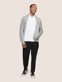 ARMANI EXCHANGE PLEATED PULL-ON TROUSER Jogger Man d