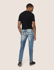 ARMANI EXCHANGE ACID WASH LIGHT SKINNY JEANS Skinny jeans Man e