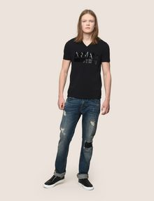ARMANI EXCHANGE STRAIGHT FIT JEANS Man d