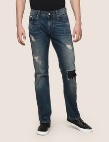 ARMANI EXCHANGE STRAIGHT FIT JEANS Man f