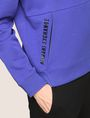 ARMANI EXCHANGE PLACED PRINT COLORBLOCK SWEATSHIRT Fleece Top Man b
