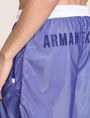 ARMANI EXCHANGE CIRCLE LOGO MESH SWIM TRUNK Swim Man b