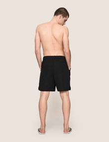 ARMANI EXCHANGE BELTED WAIST LOGO SWIM SHORTS Swim Man e