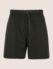 ARMANI EXCHANGE BELTED WAIST LOGO SWIM SHORTS Swim Man r