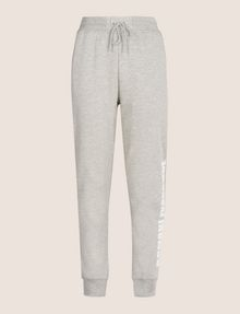 ARMANI EXCHANGE RETRO LOGO JOGGER Fleece Pant Woman r