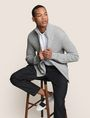 ARMANI EXCHANGE TEXTURED STITCH SWEATER JACKET Layering Man a