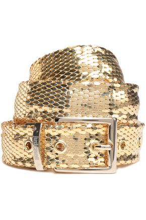 JUST CAVALLI Gold-tone belt
