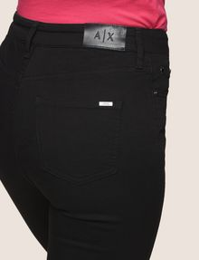 ARMANI EXCHANGE HIGH-RISE STRETCH SUPER-SKINNY JEANS Skinny jeans Woman b
