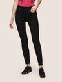 ARMANI EXCHANGE HIGH-RISE STRETCH SUPER-SKINNY JEANS Skinny jeans Woman f