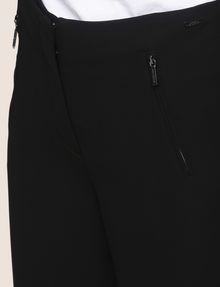 ARMANI EXCHANGE ZIP DETAIL WIDE-LEG TROUSER Culotte Woman b