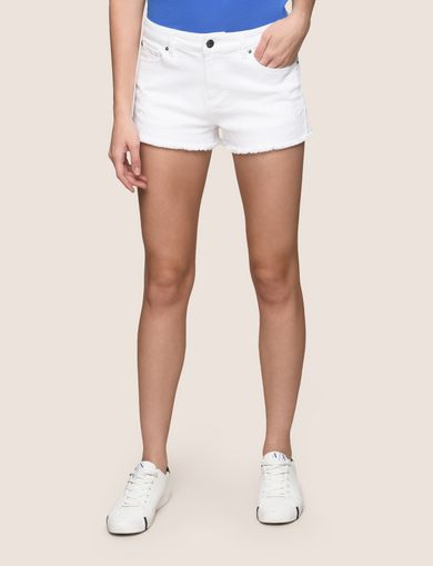 ARMANI EXCHANGE Denim-Shorts Damen F