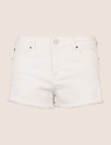 ARMANI EXCHANGE Short de denim Mujer R