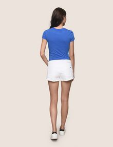 ARMANI EXCHANGE Denim-Shorts Damen e