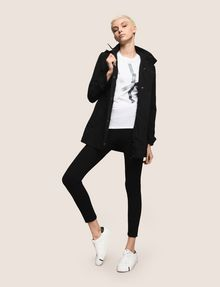 ARMANI EXCHANGE SINGLE-ZIP LEGGING Legging Woman d