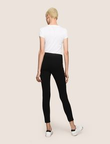 ARMANI EXCHANGE SINGLE-ZIP LEGGING Legging Woman e