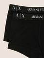 ARMANI EXCHANGE ショートボクサーパンツ(2パック) ボクサー メンズ e