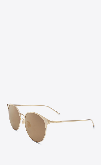 SAINT LAURENT CLASSIC E 202/k in gold b_V4