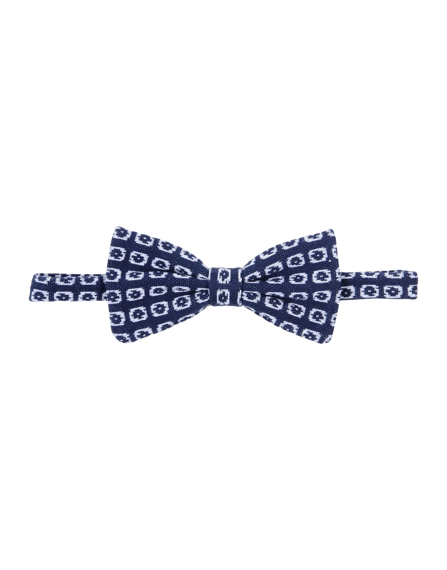 UP TO ONE Bow Tie in Dark Blue