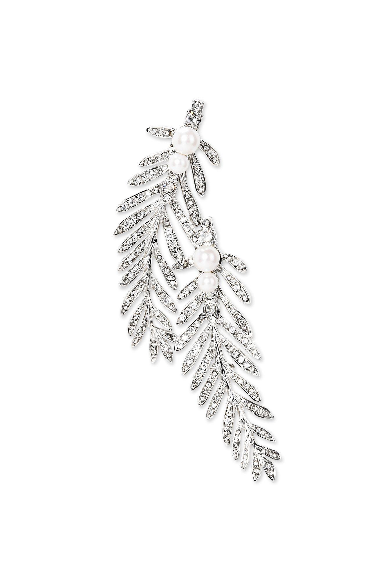 Foliage pin