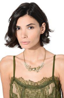ALBERTA FERRETTI Elephant necklace Necklace Woman r