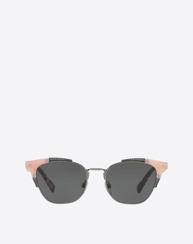 金属与醋酸纤维眼镜