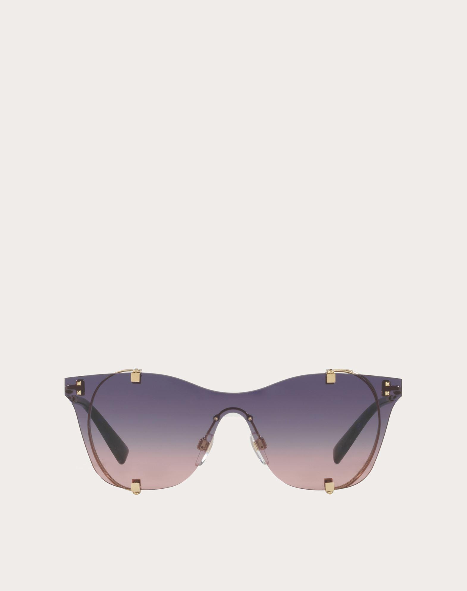 VLTN 金属眼罩式太阳镜