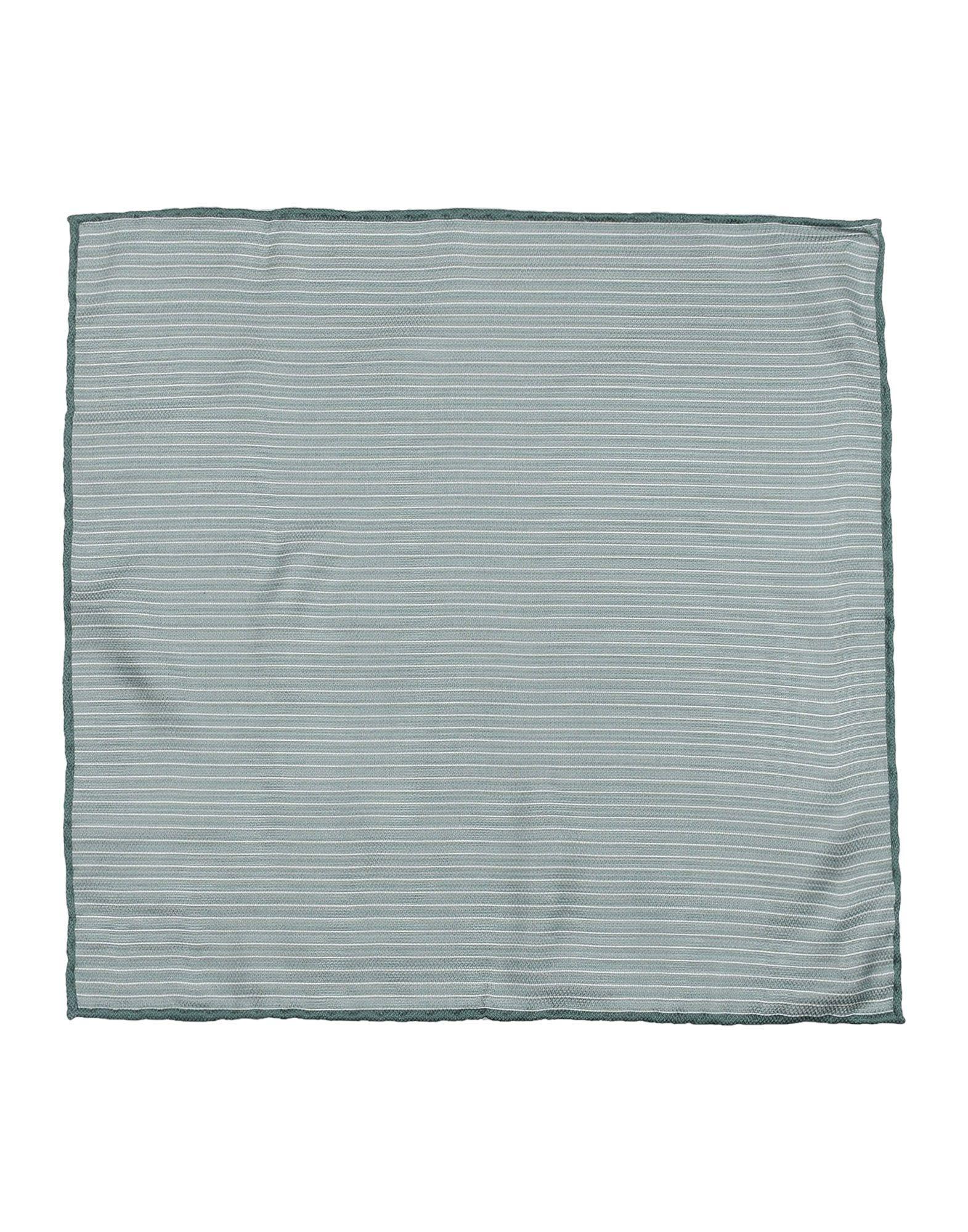 BRUNELLO CUCINELLI Платок платок в полоску флуоресцентный