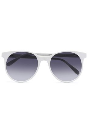 PRISM Square-frame acetate sunglasses