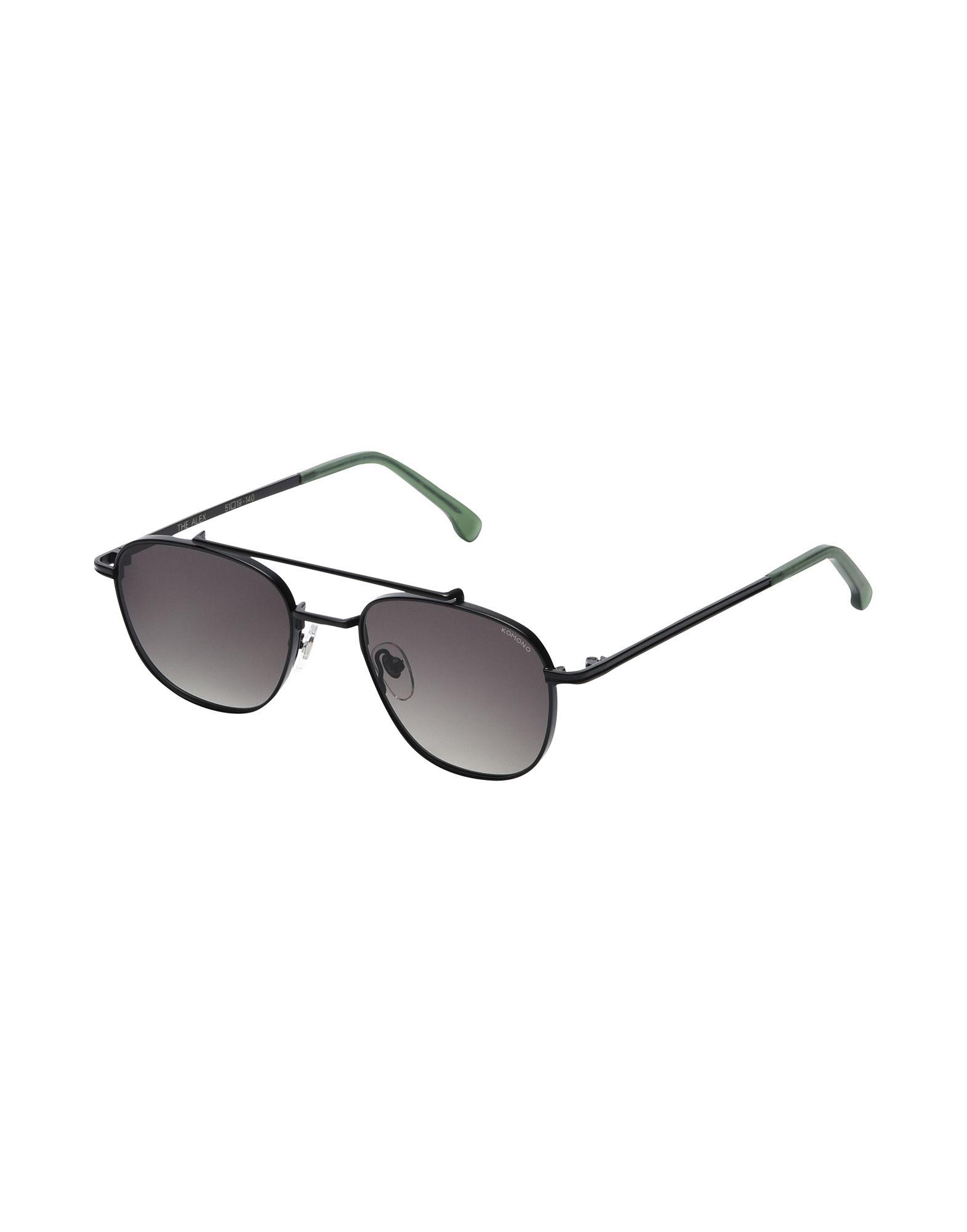 KOMONO Солнечные очки очки komono luna white