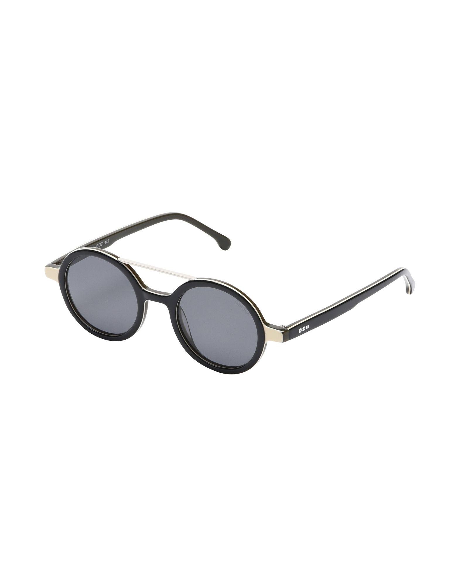 Фото - KOMONO Солнечные очки очки komono hippolyte black tortoise