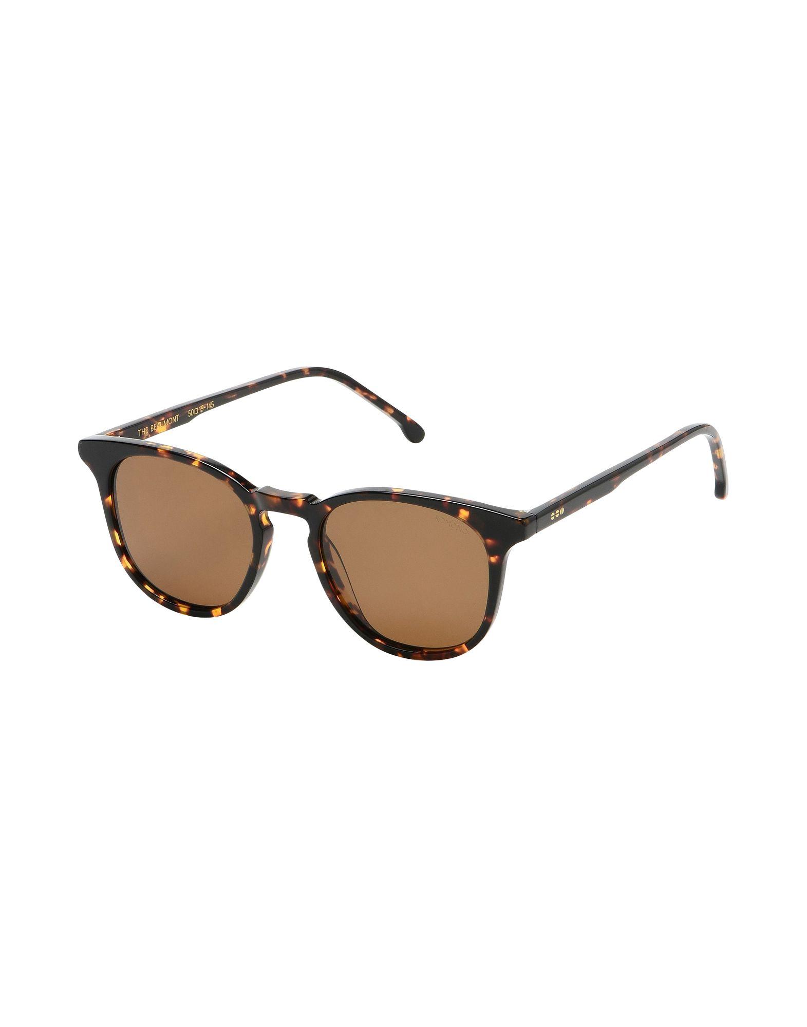 KOMONO Солнечные очки бусы из янтаря солнечные дни