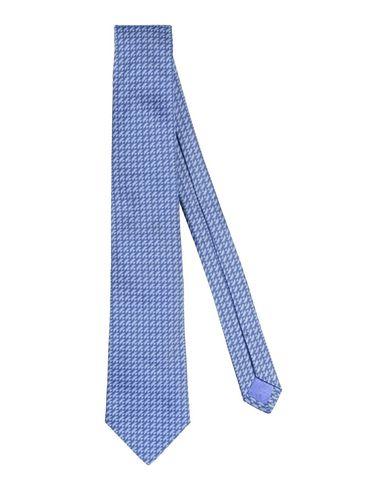 Cravatta Blu uomo TURNBULL&ASSER Cravatta uomo