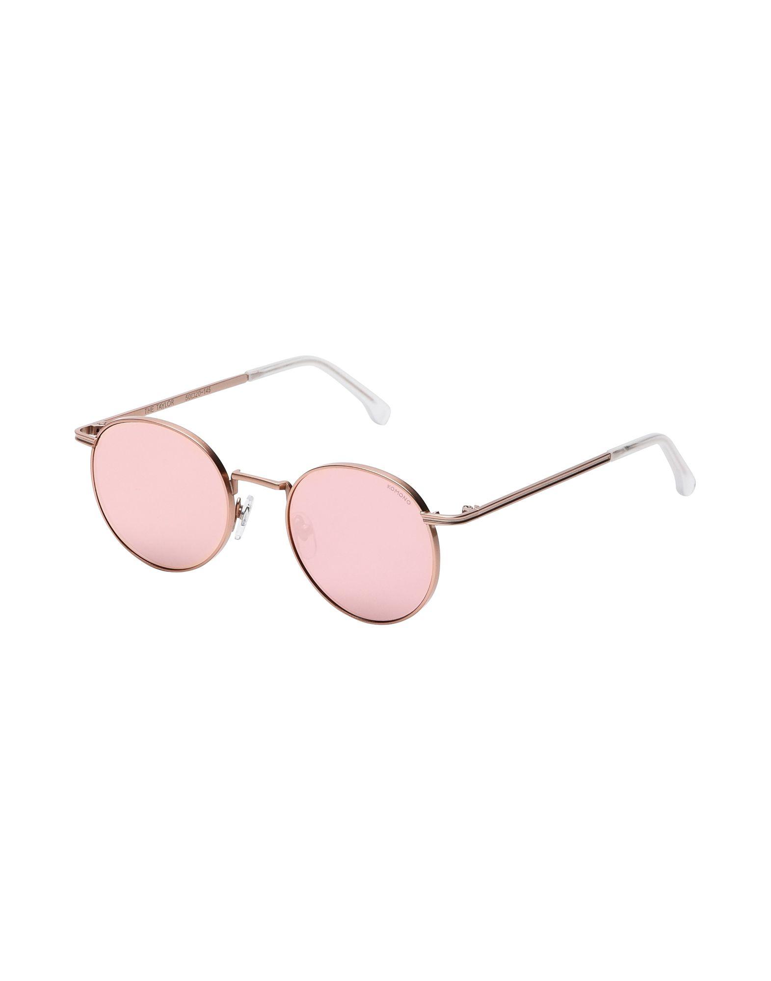 KOMONO Солнечные очки очки komono bennet ss16 midnight blue rubber s1802