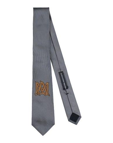 Cravatta Grigio uomo McQ Alexander McQueen Cravatta uomo