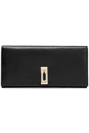 ANYA HINDMARCH Textured-leather wallet