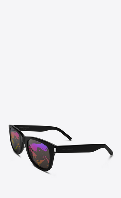 SAINT LAURENT CLASSIC E 51 sunglasses in black b_V4