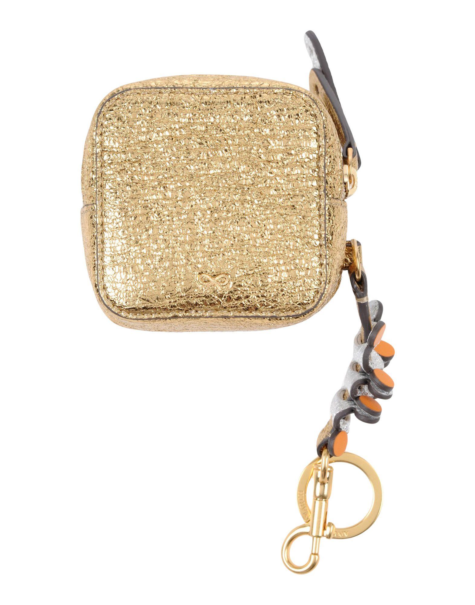 ANYA HINDMARCH Кошелек для монет горячие корейской леди женщины хобо кожа pu посланника плеча сумки totes кошелек