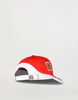 Scuderia Ferrari Online Store - Men's Scuderia Ferrari team cap - Baseball Caps