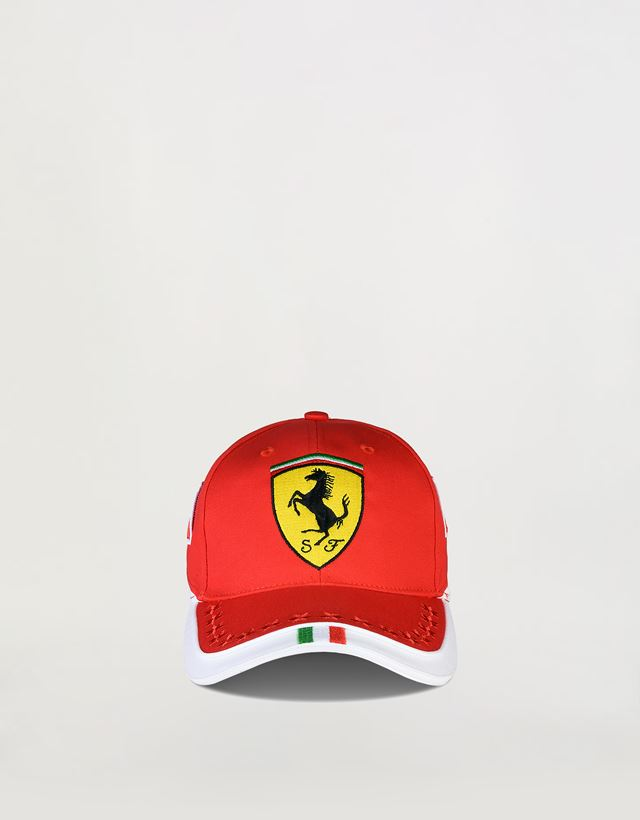 9e792cb3f13 Scuderia Ferrari Online Store - Scuderia Ferrari Team hat - Baseball Caps  ...