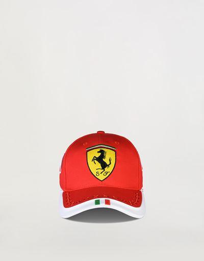 cab932cc2 Ferrari Men's Caps, Ferrari Hats | Scuderia Ferrari Official Store