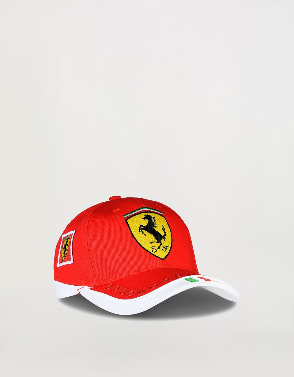 Scuderia Ferrari Online Store - Scuderia Ferrari Team hat - Baseball Caps