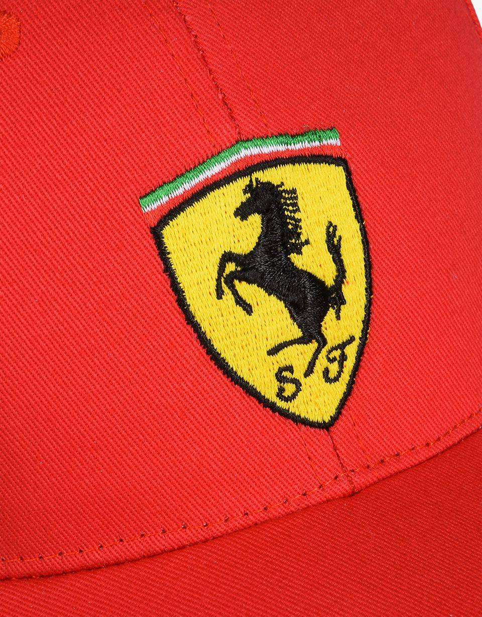 Scuderia Ferrari Online Store - Scuderia Ferrari Team cap for children - Baseball Caps