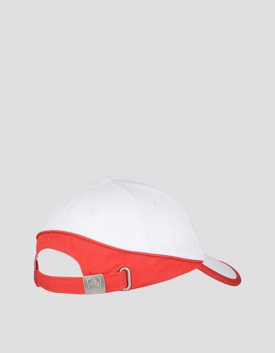 Scuderia Ferrari Online Store - Kid's two-tone baseball cap - Baseball Caps