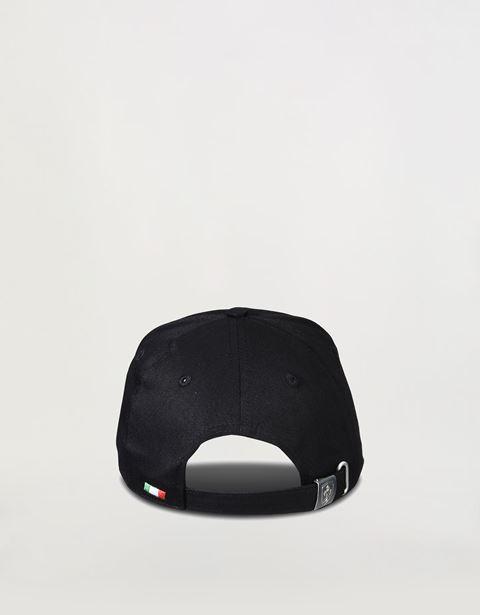 Scuderia Ferrari Online Store - Kids tricolour baseball cap - Baseball Caps